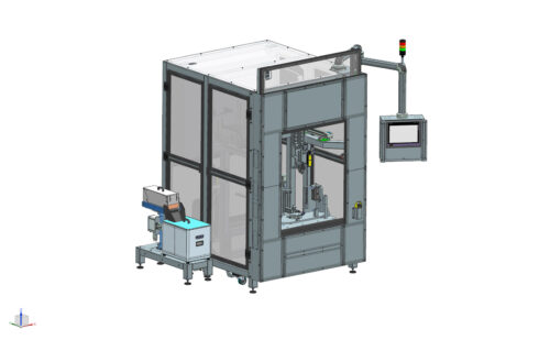 Automatická šroubovací stanice